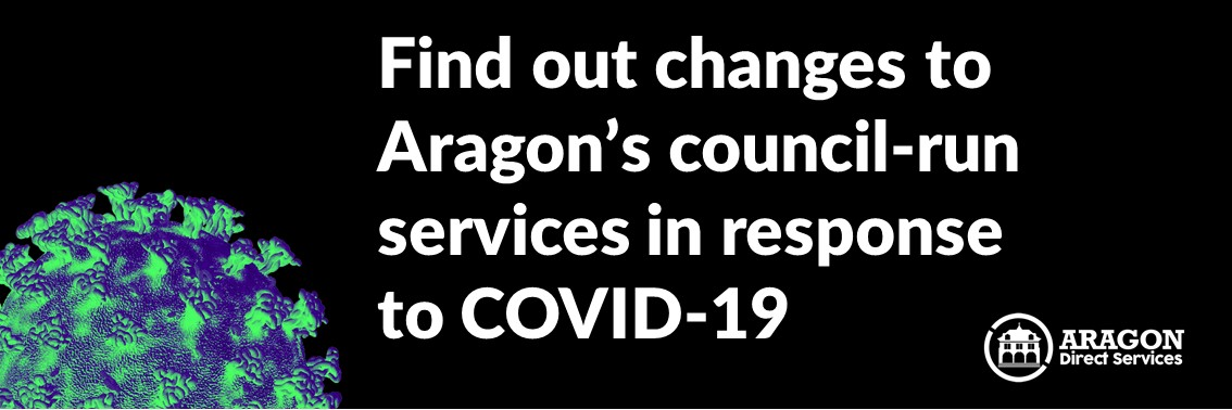 Find out service changes